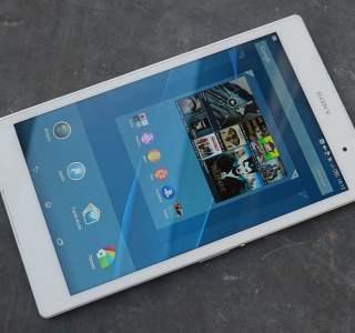 Test de la Sony Xperia Z3 Tablet Compact : la leçon d'harmonie