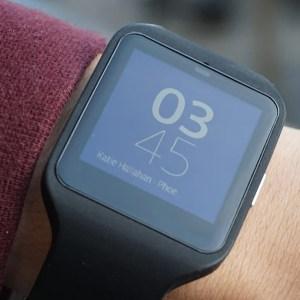 Sony abandonne la SmartWatch 3 et ne proposera pas Android Wear 2.0