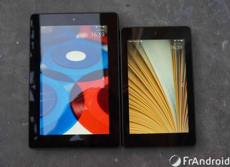 Prise en main des tablettes Amazon Fire HD 6 et Fire HD 7 : le meilleur rapport qualité-prix de l'année ?