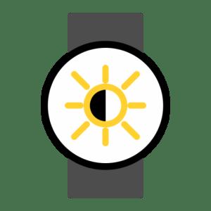 Display Brightness for Wear : l'application qui fait varier la luminosité sur Android Wear