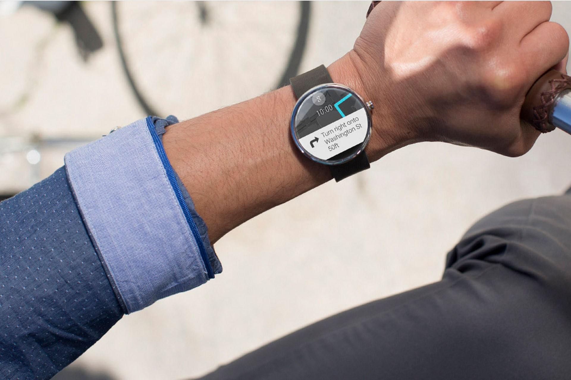 Les montres Android Wear pourront bientôt faire usage du WiFi