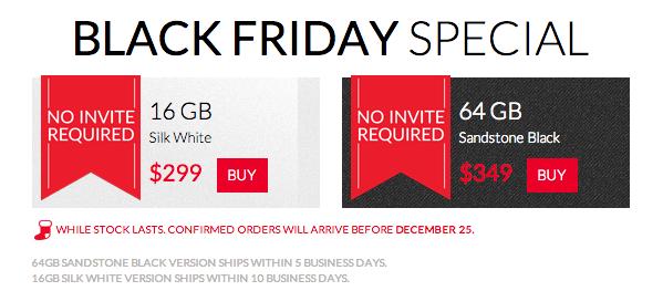 Le OnePlus One disponible aujourd'hui sans invitation !