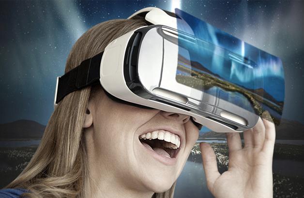 Le Gear VR est disponible aux États-Unis