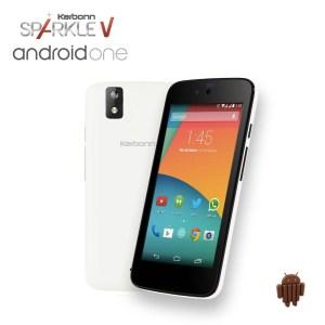 Karbonn fait entrer le programme Android One en Europe