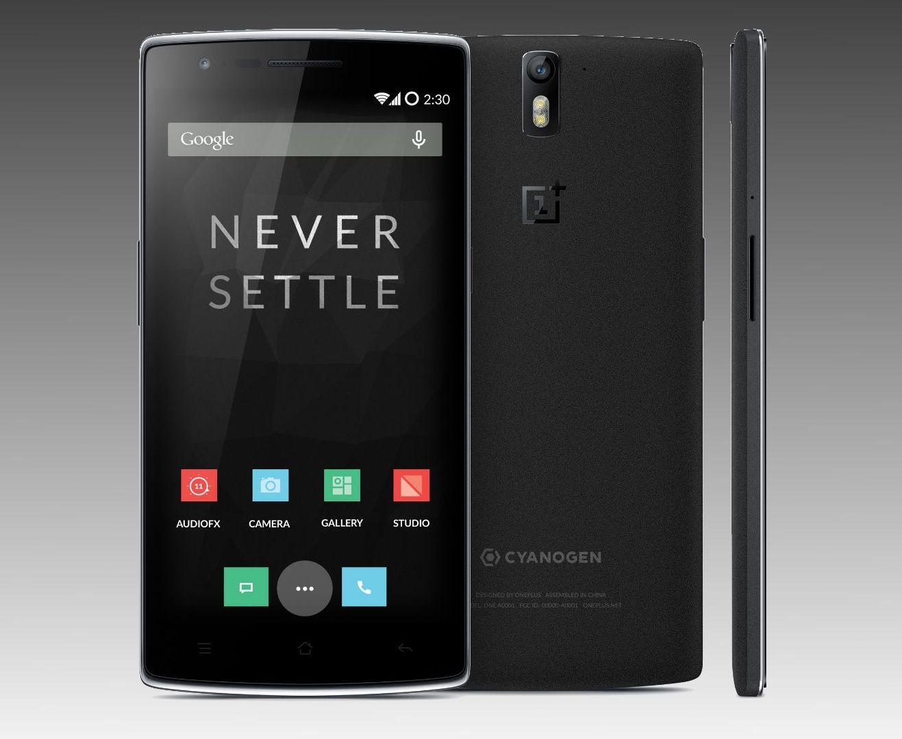 Une nouvelle mise à jour en OTA pour le OnePlus One, mais toujours pas de Lollipop