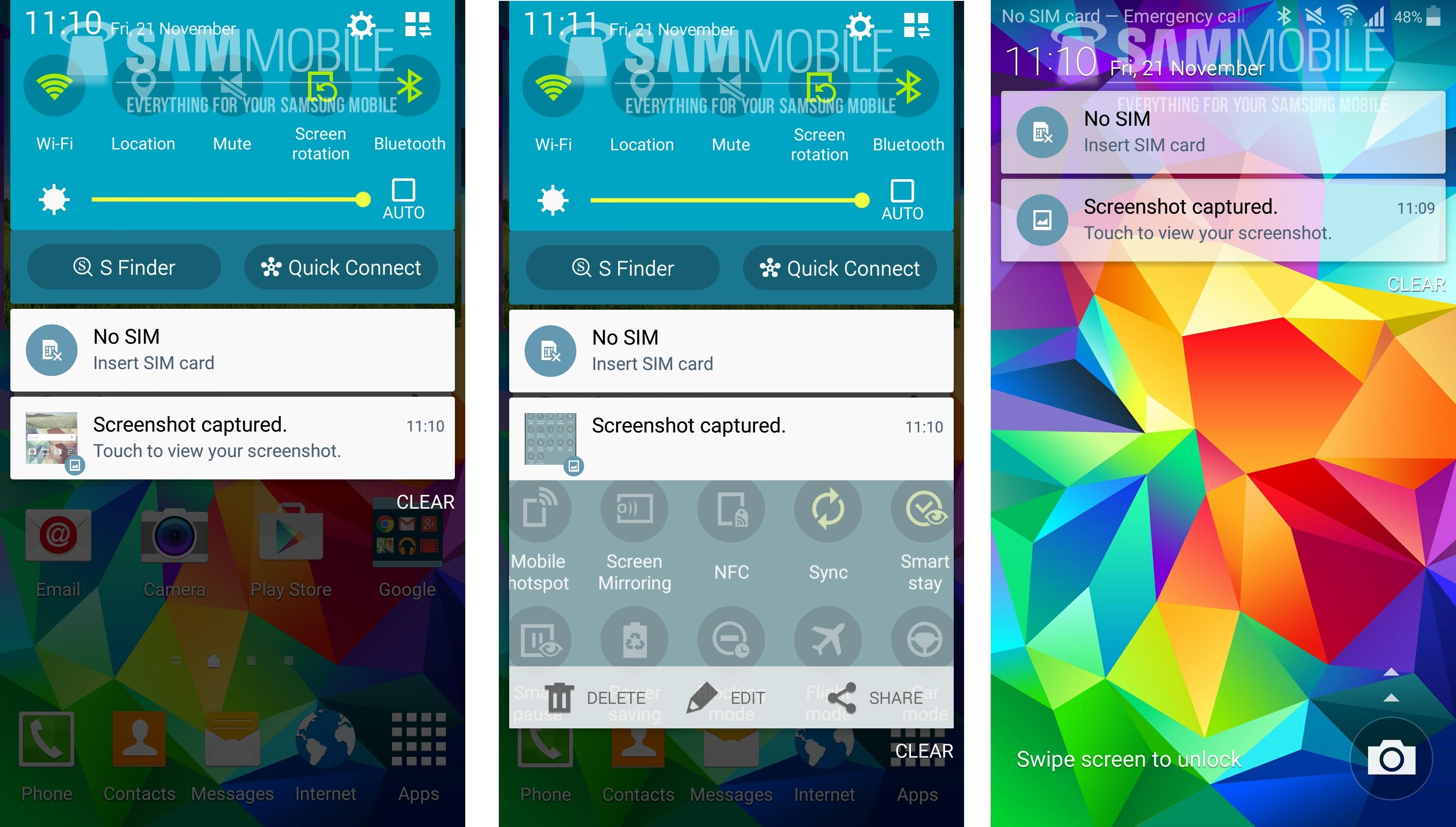 Samsung Galaxy S5 : Android Lollipop prêt au déploiement en Europe
