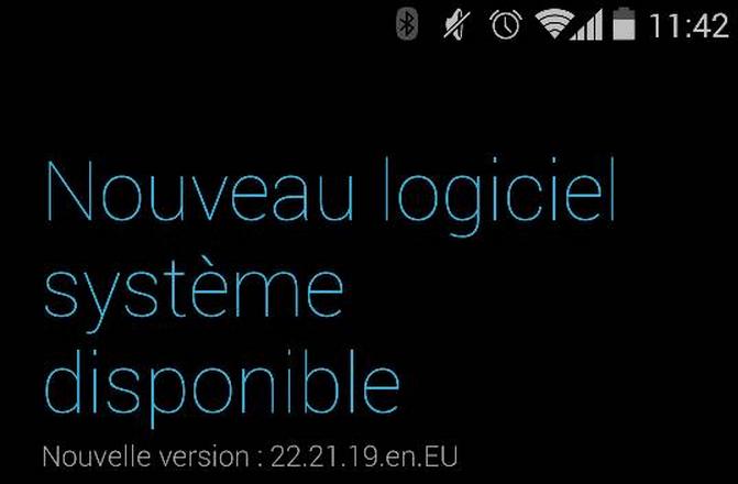 Moto X (2014) : Lollipop est disponible en Europe !