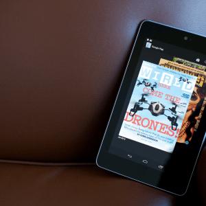 Nexus 7 (2012) : Android 5.0.2 pour des corrections de bugs