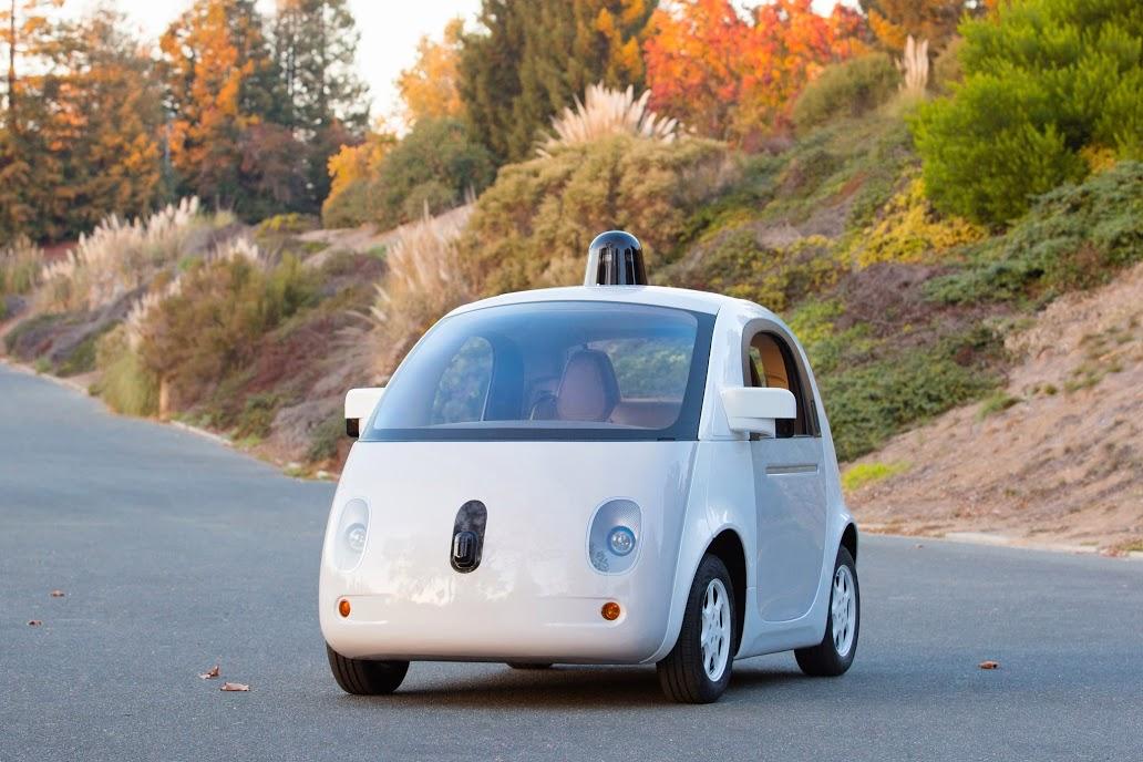 Google Car : la version finale du prototype de voiture autonome dévoilée