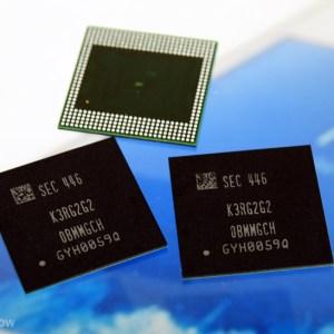 Samsung a débuté la production de LPDDR4 pour des appareils équipés de 4 Go