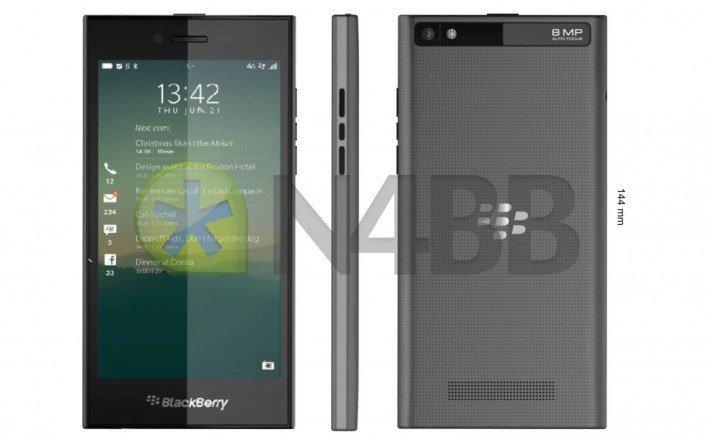 BlackBerry Z20 : les premières photos du prochain milieu de gamme du Canadien ?