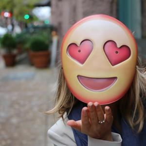 L'émoticône cœur a été le «mot» le plus utilisé en 2014 à travers le monde