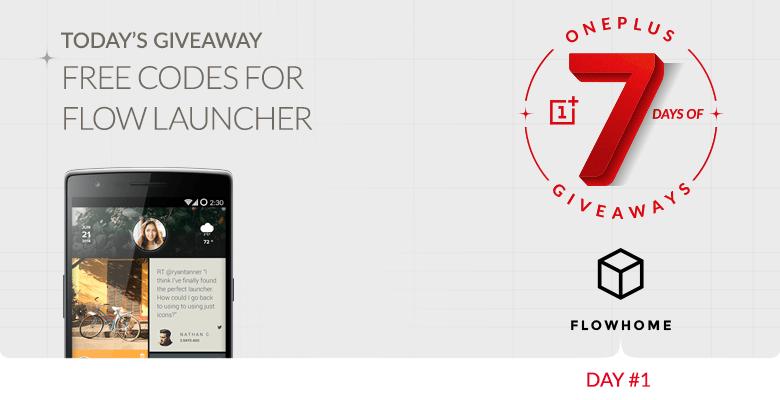 OnePlus vous offre un cadeau par jour en attendant le Nouvel An