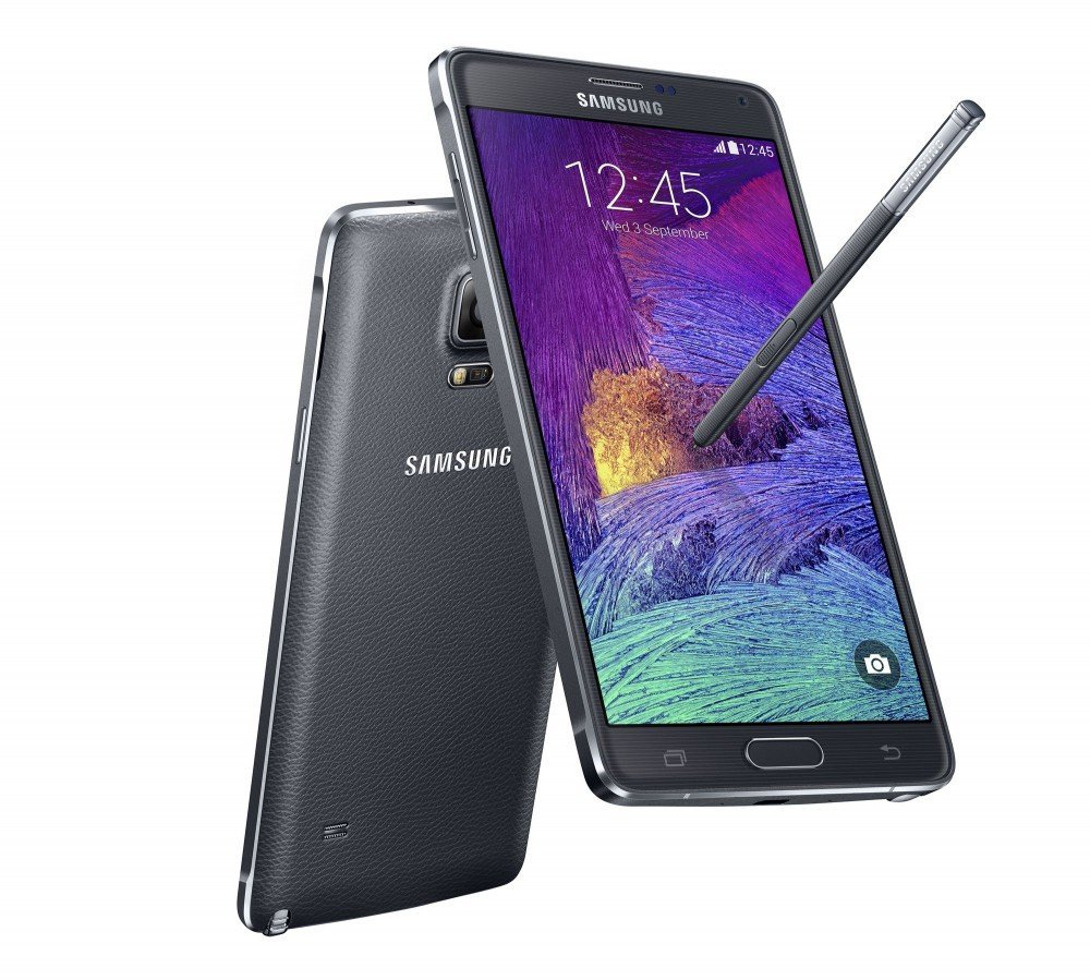 Le Samsung Galaxy Note 4 sous Snapdragon 805 reçoit à son tour Lollipop