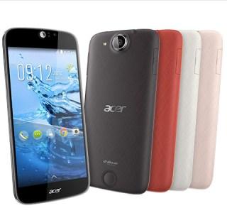 Acer Liquid Jade S : enfin de la 4G !