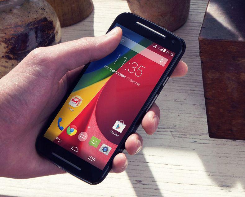 Une version 4G pour le Moto G 2014 apparaît sur le site web brésilien de Motorola