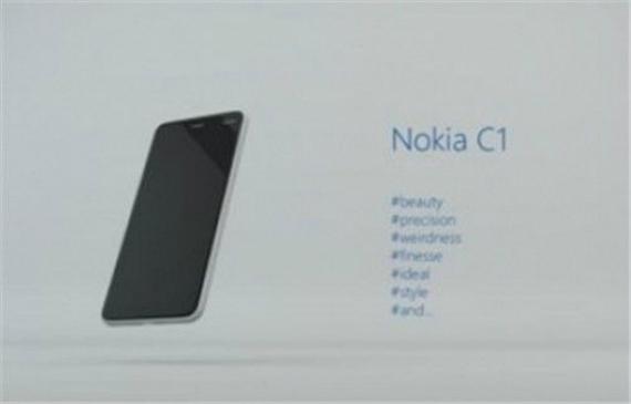 Nokia C1, le grand retour du Finlandais dans le smartphone ?