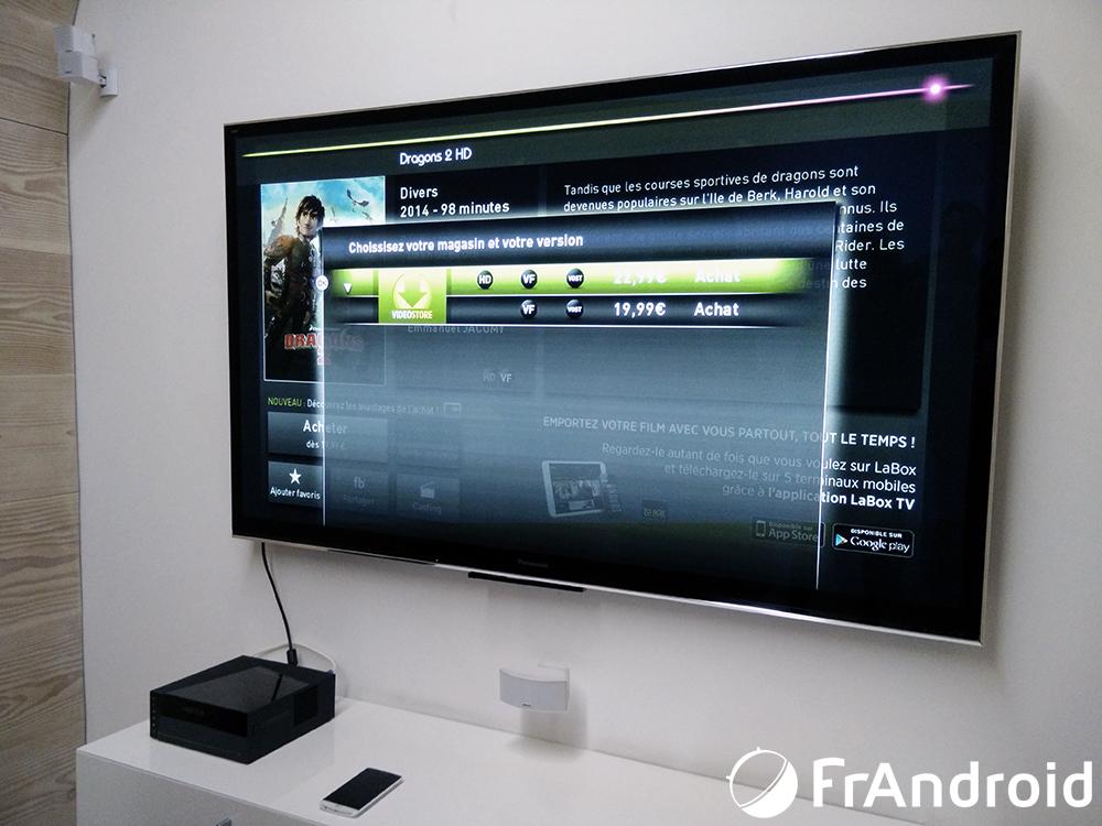 Numericable lance VideoStore, un service de téléchargement définitif de films