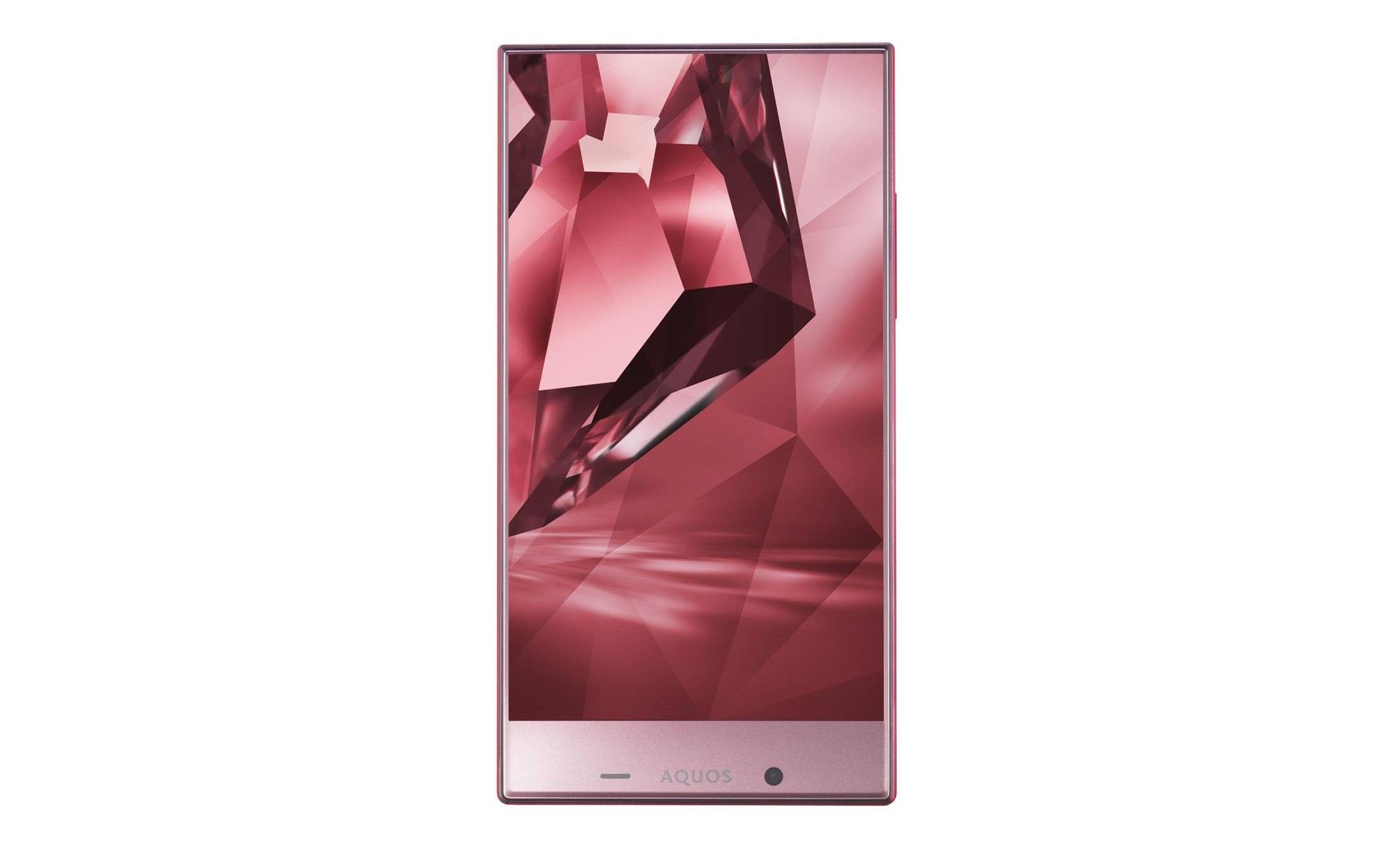 La déclinaison phablette du Sharp Aquos Crystal se présente