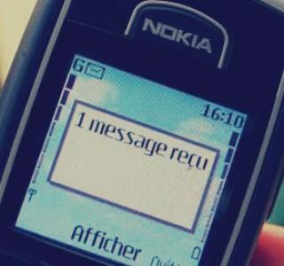 L'âge d'or du SMS est révolu