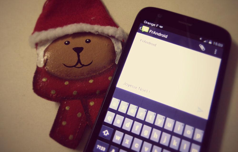 Simplifiez-vous la vie, planifiez l'envoi de vos vœux par SMS (sur Android)