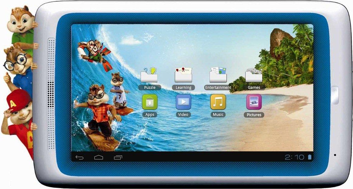 Soldes : la tablette Arnova Childpad, pour les petits, à 30 eurosseulement