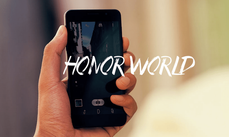 Découvrez l'espace Honor sur FrAndroid