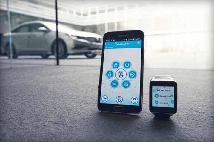 Démarrez votre Hyundai avec Android Wear