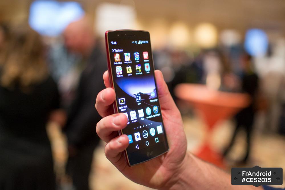 Flex, Foldi, Duplex… LG hésite sur le nom de son smartphone pliable