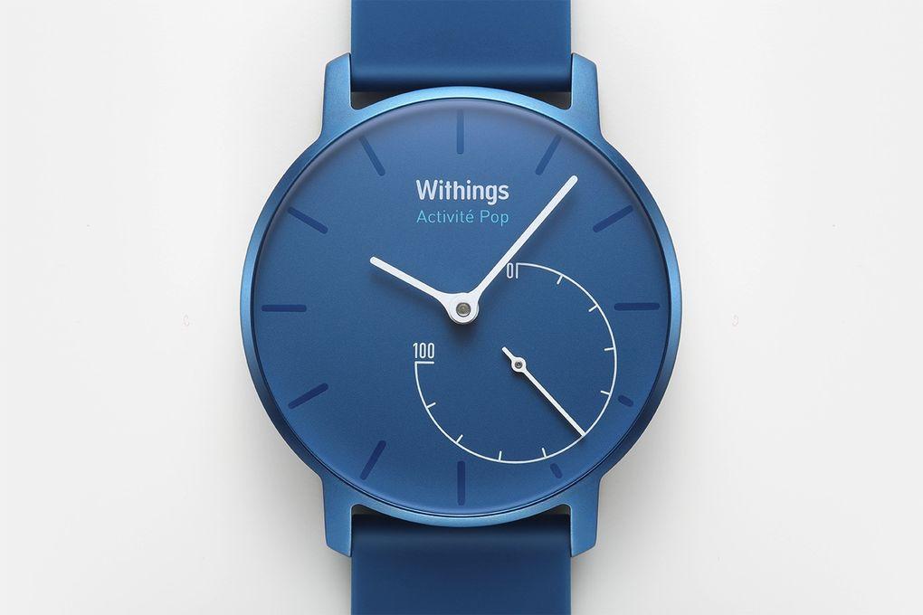 Withings Activité Pop : minimaliste, sobre et plutôt jolie