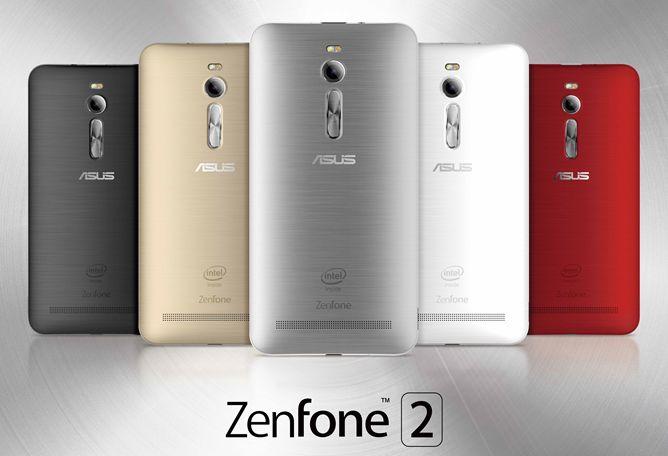 Zenfone 2 : Asus présente un porte-étendard impressionnant