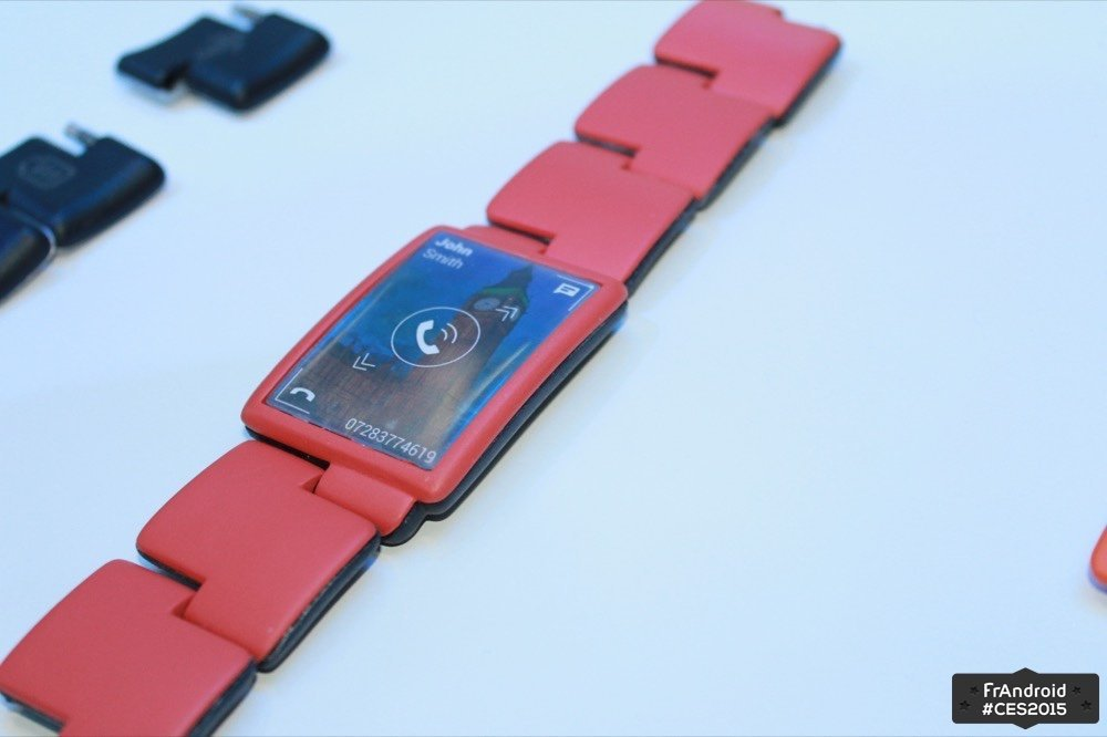 Blocks Wearables, la montre modulaire à l'état de prototype