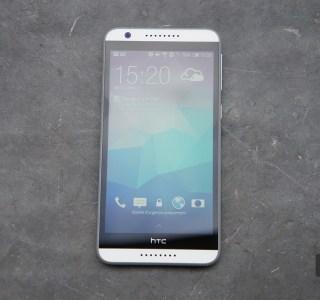 Test du HTC Desire 820, l'option multimédia