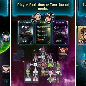 Galaxy Trucker est une excellente adaptation du jeu de plateau éponyme
