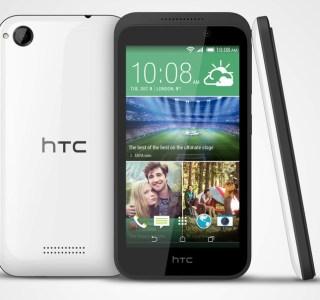 HTC lance le Desire 320 au Royaume-Uni