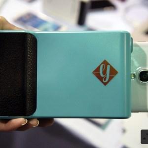 Prynt est une coque qui transforme votre téléphone en imprimante photo