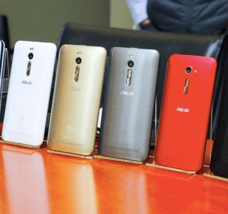 L'Asus ZenFone 2 va être décliné avec un écran 5 pouces