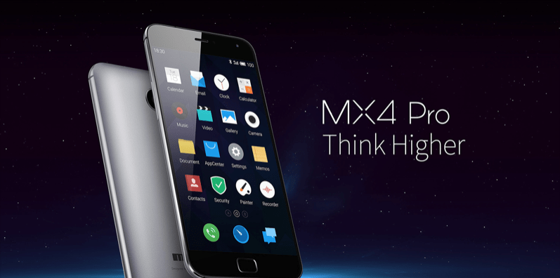 Bon plan : Le MX4 Pro de Meizu est à 386 euros