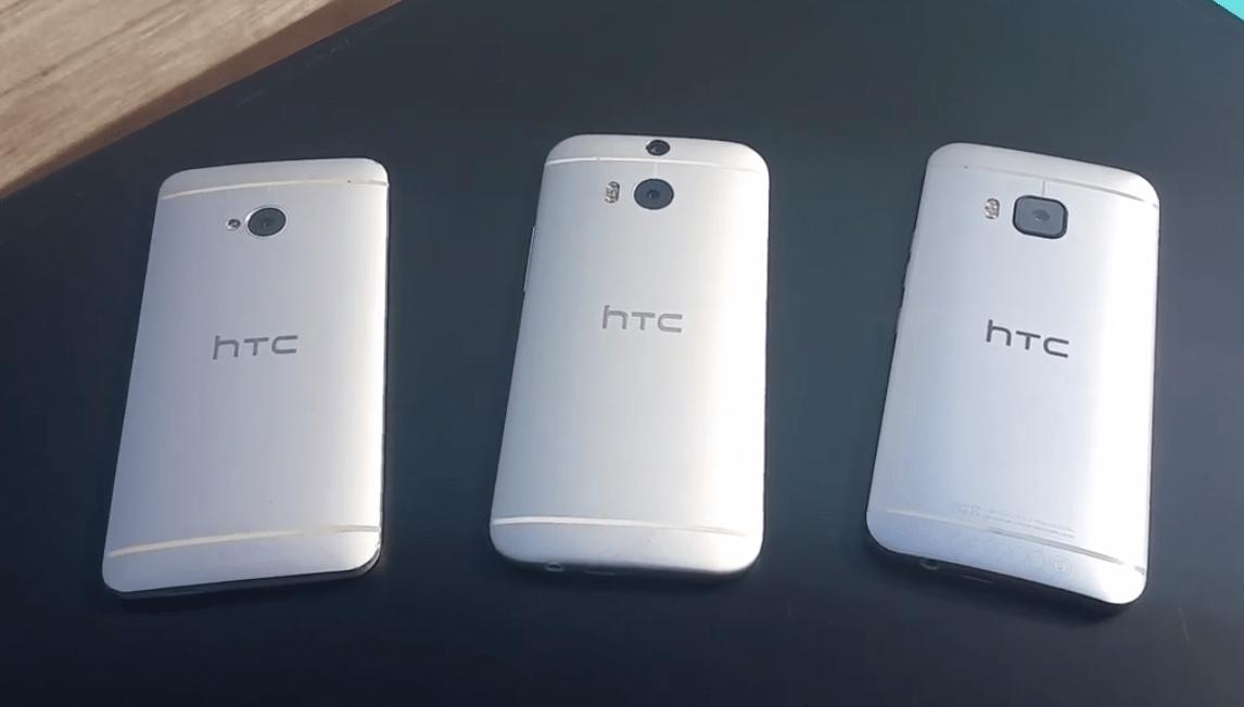 HTC One M9 : une première vidéo de prise en main