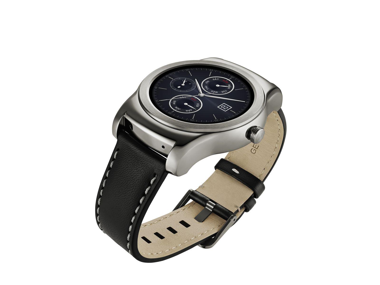 LG Watch Urbane : la plus onéreuse des montres Android Wear arrive en France