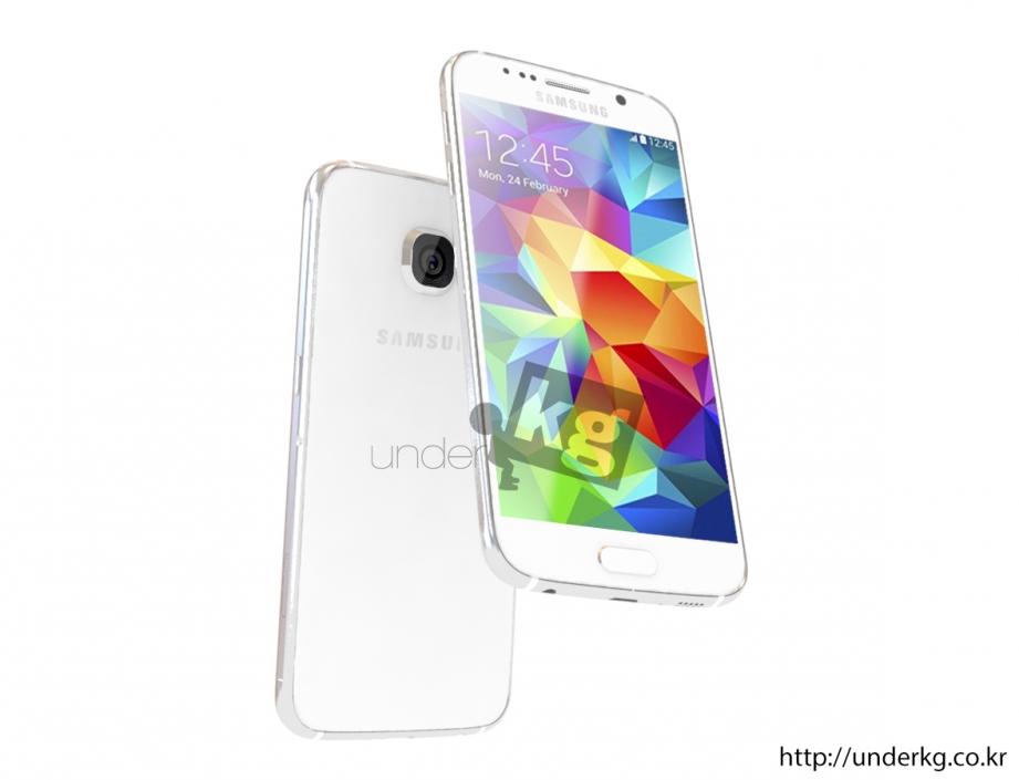 Galaxy S6 : des rendus 3D crédibles du prochain porte-étendard de Samsung
