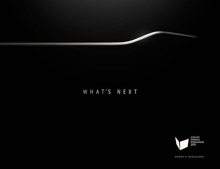 Galaxy S6 : une image mystère sur les invitations de la conférence de Samsung