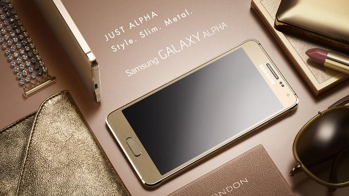 Bon plan : Le Galaxy Alpha en version argent est aussi à 289,10 euros