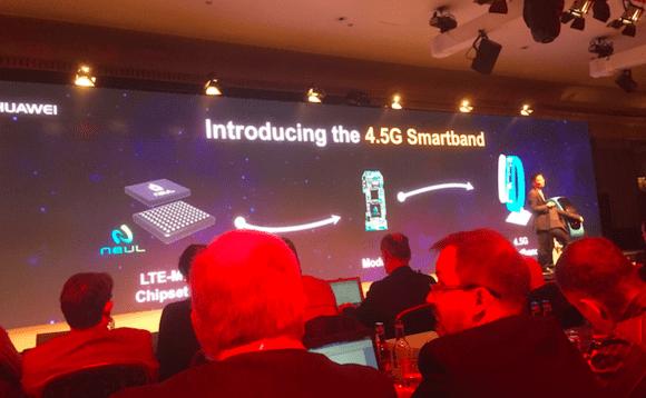 Huawei dévoilera la semaine prochaine un tracker d'activité compatible avec la 4,5G
