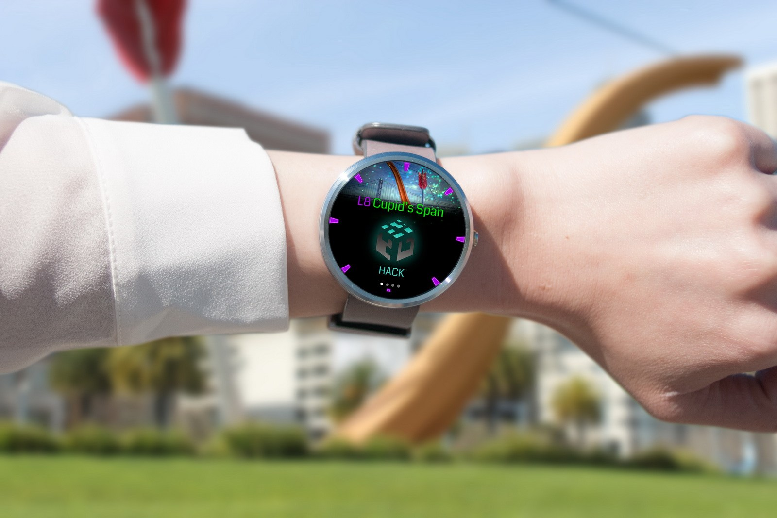 Ingress se met (enfin) à Android Wear
