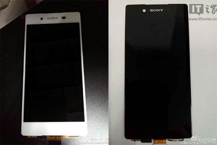 De nouvelles photos montrent l'écran supposé du Sony Xperia Z4