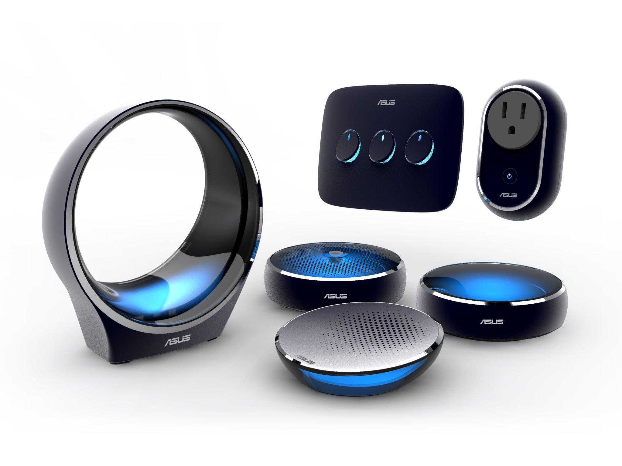Asus Smart Home, une solution domotique esthétique
