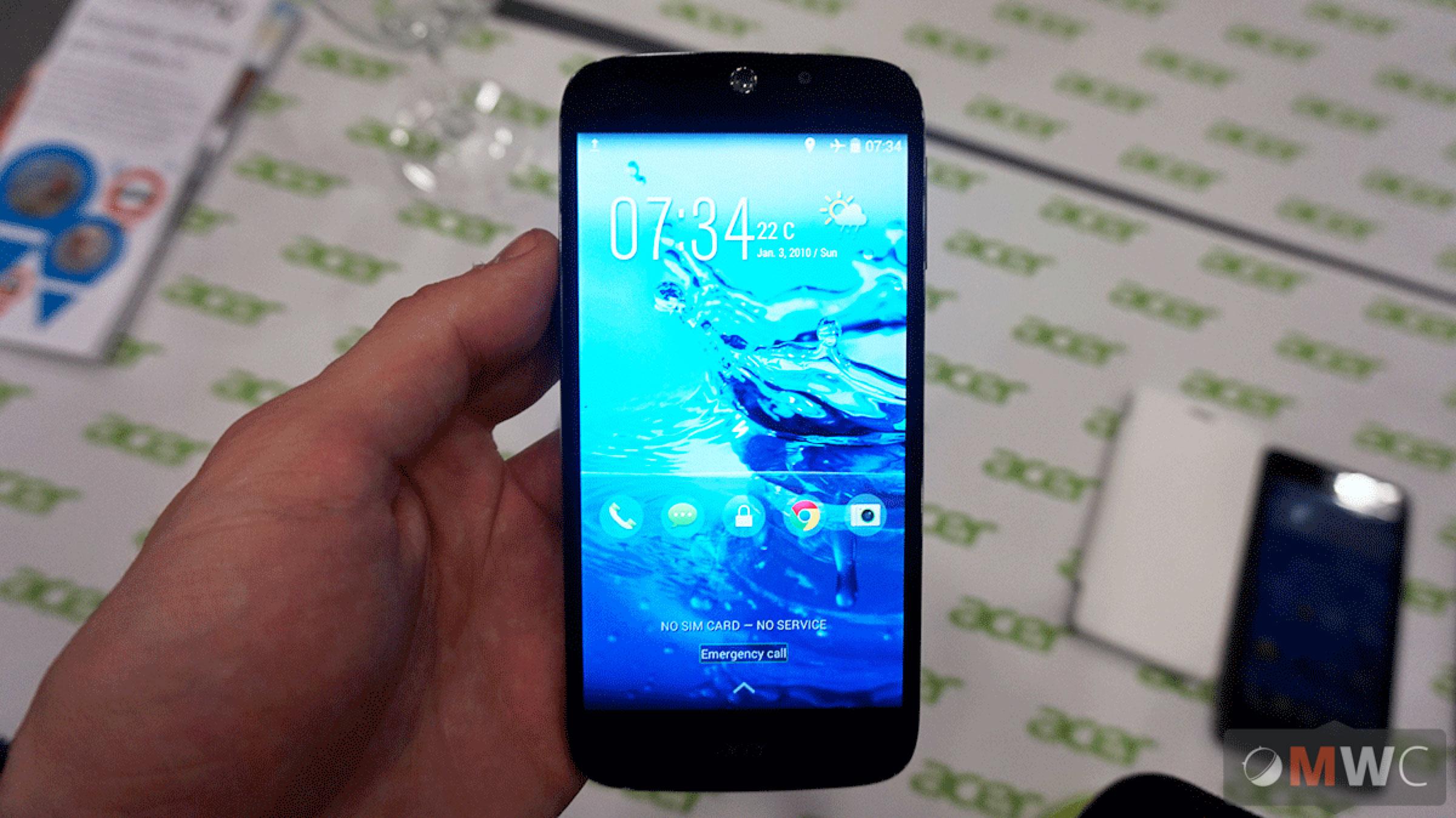 Prise en main du Acer Liquid Jade Z, la version allégée du Jade S