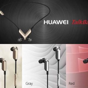 Huawei Talkband N1, du design pour les sportifs