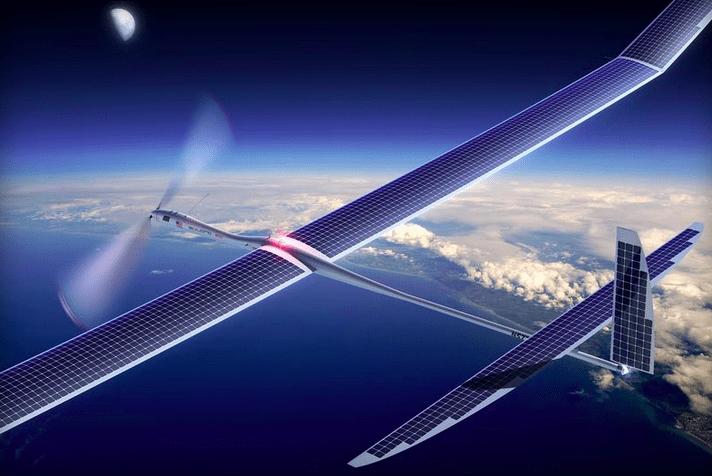 Les drones Titan de Google voleront bientôt